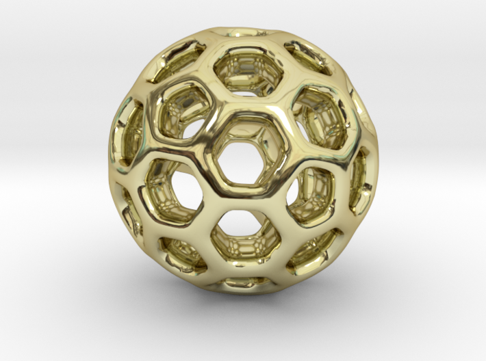 HONEYSPHERE. Sweetest Charm for Her 3d printed
