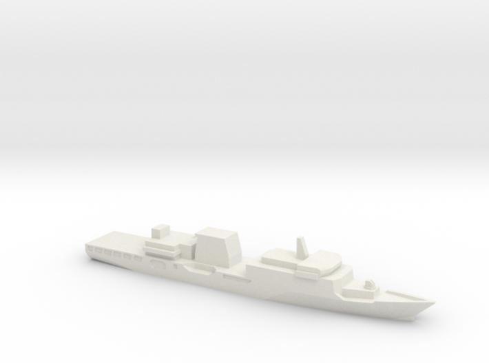 Haijing/CCG-2901 Patrol Ship, 1/1800 3d printed