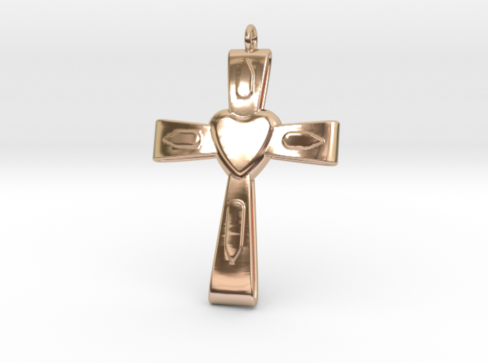 Giubileo 2016. Expansion Of The Love Of Christ 3d printed
