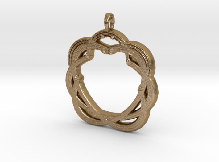 Original Shape Pendant 3d printed