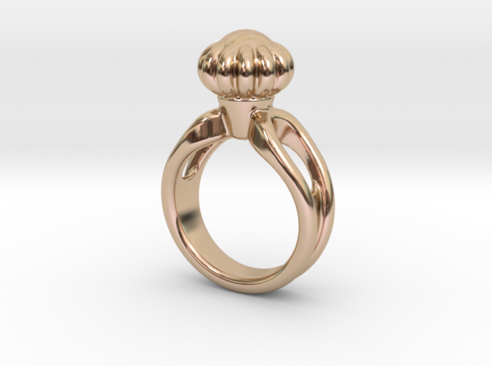 Ring Beautiful 28 - Italian Size 28 3d printed