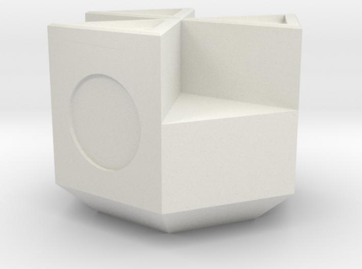 NXS - 3-0 Piece 3d printed