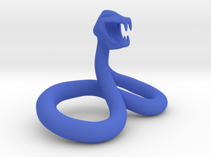 Batros Snake 3d printed