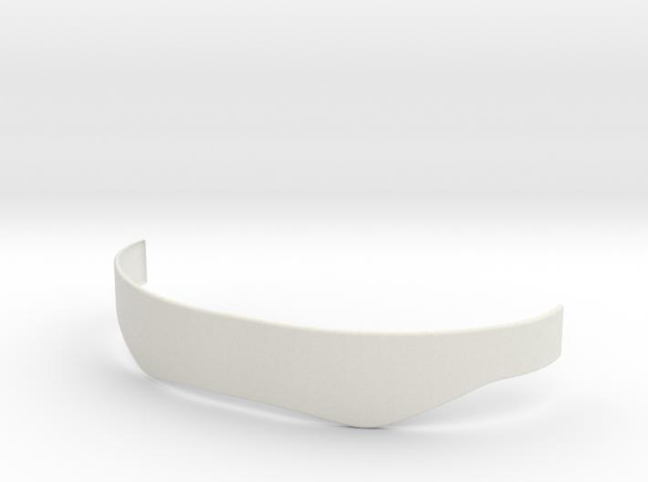 Kidney Plate 3d printed