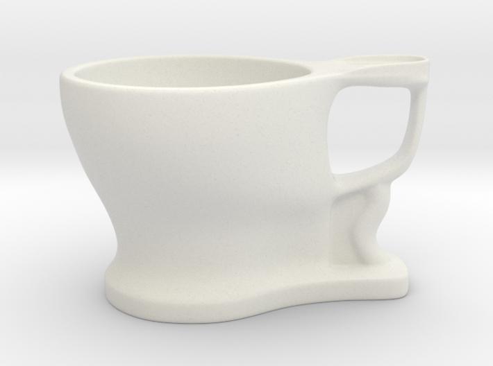 TOILET CUP 01 3d printed