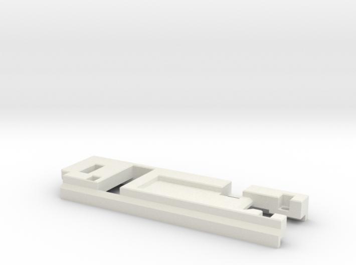 DNA200V1-2MM 3d printed