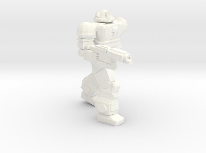 Raider (Viking MkII) With Flamer 3d printed