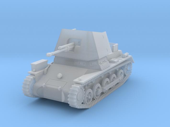 PV108B Panzerjager I (1/87) 3d printed