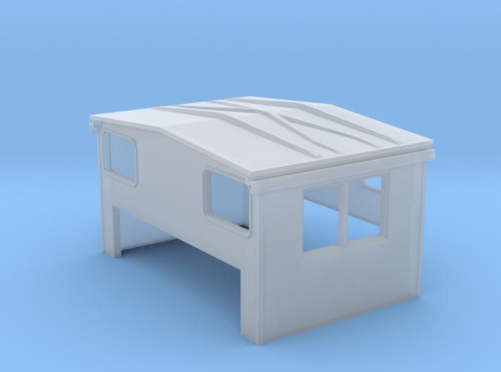 EV Cupola MKT 135-142 3d printed