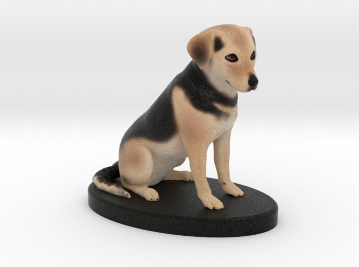 Custom Dog Figurine - Maisey 3d printed