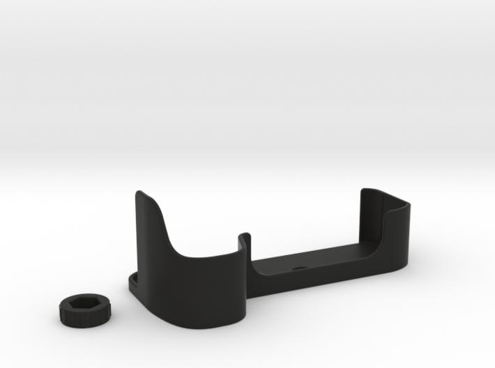 Sony A 7R II Half Case & Screw Cap 3d printed