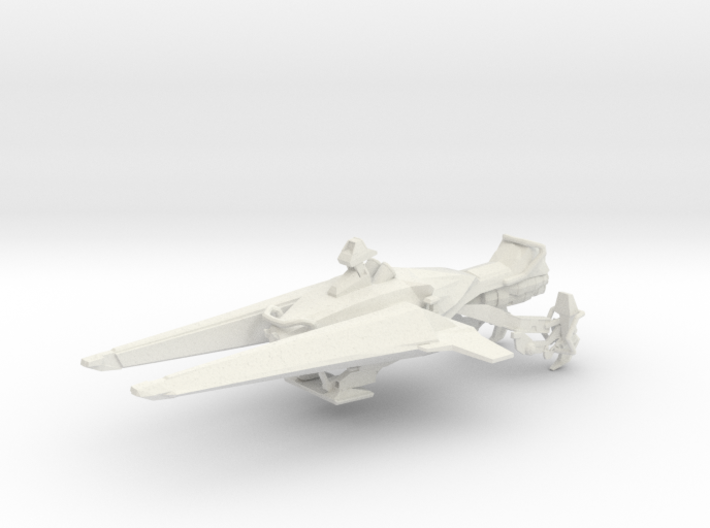 Recon Speeder (1:18 Scale) 3d printed