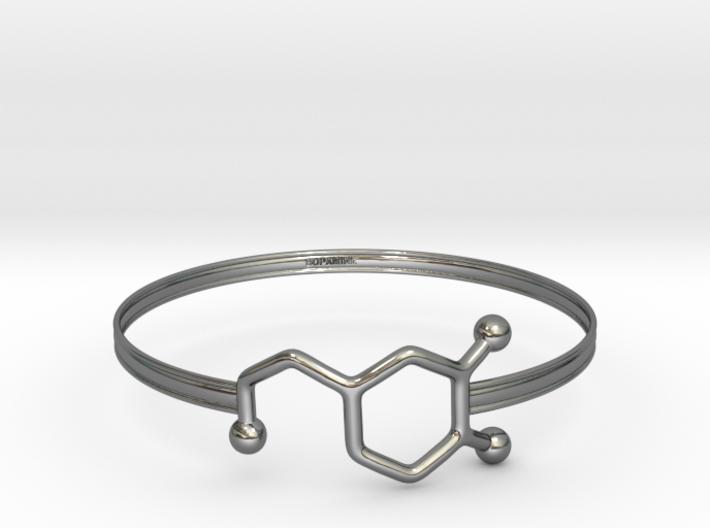 Dopamine Bracelet - small 65mm diameter 3d printed