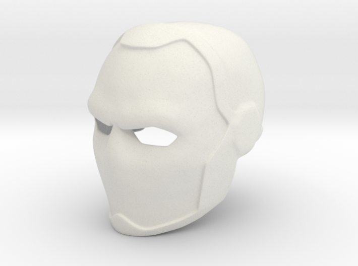 Deathstroke Young Justice Helmet 3d printed