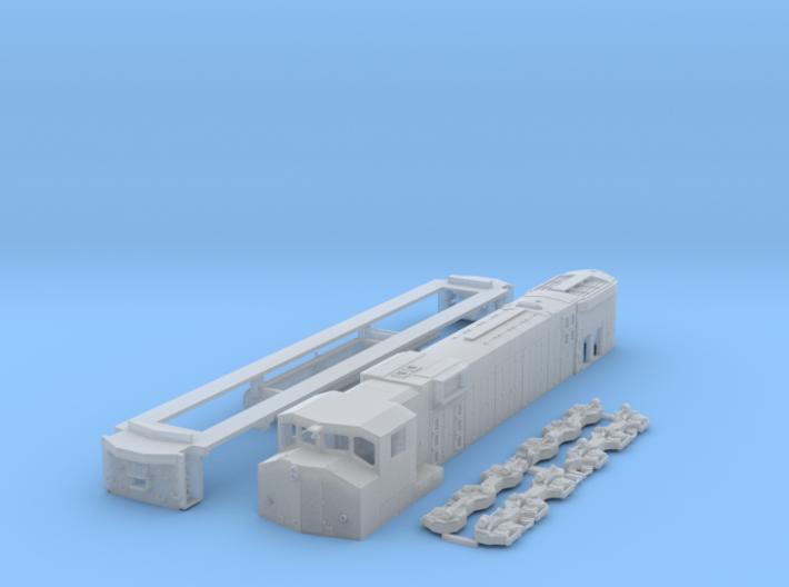 TT Scale M630w 3d printed