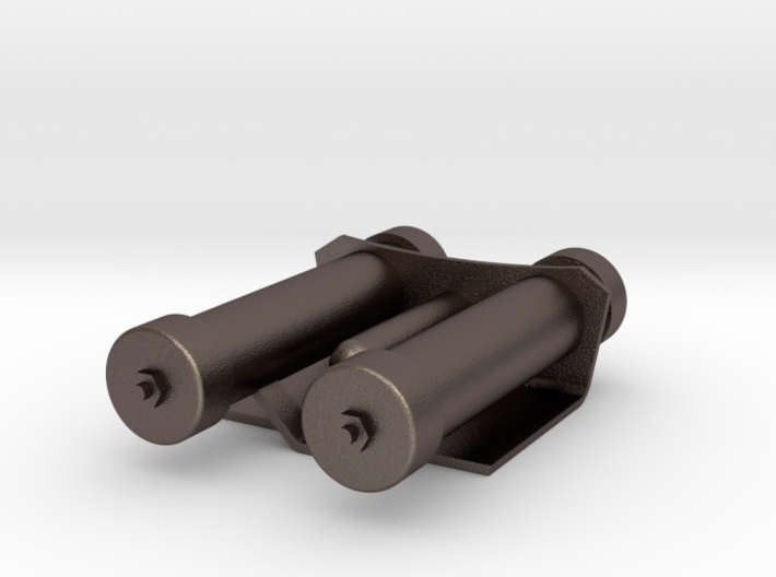 Mag Power Cylinders 3d printed