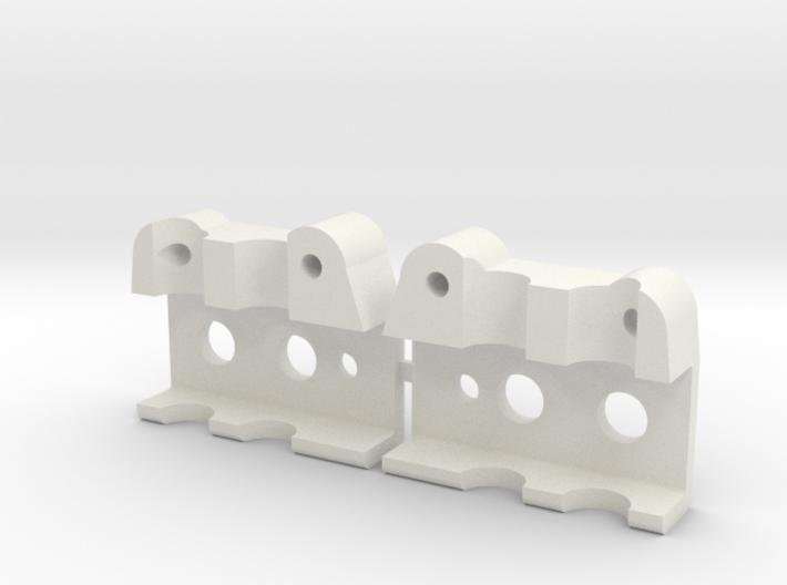 Bumper mount for MST CMX 3d printed