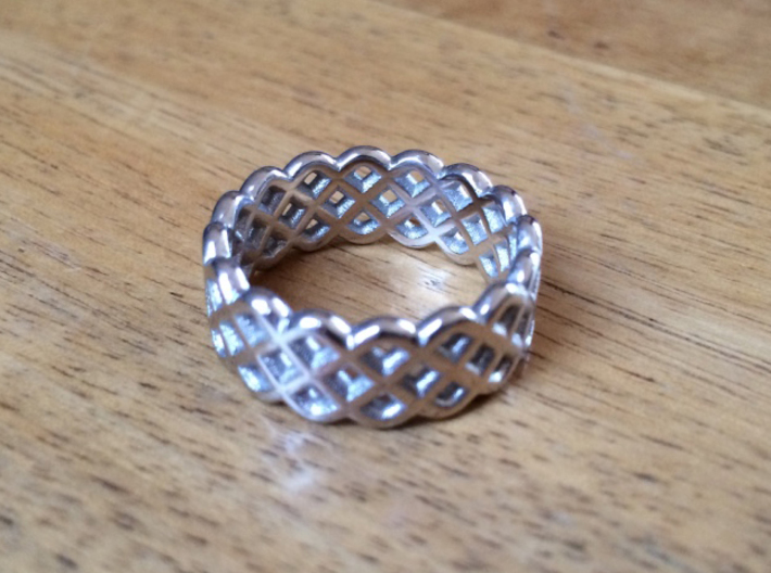 Ring Wire 3d printed