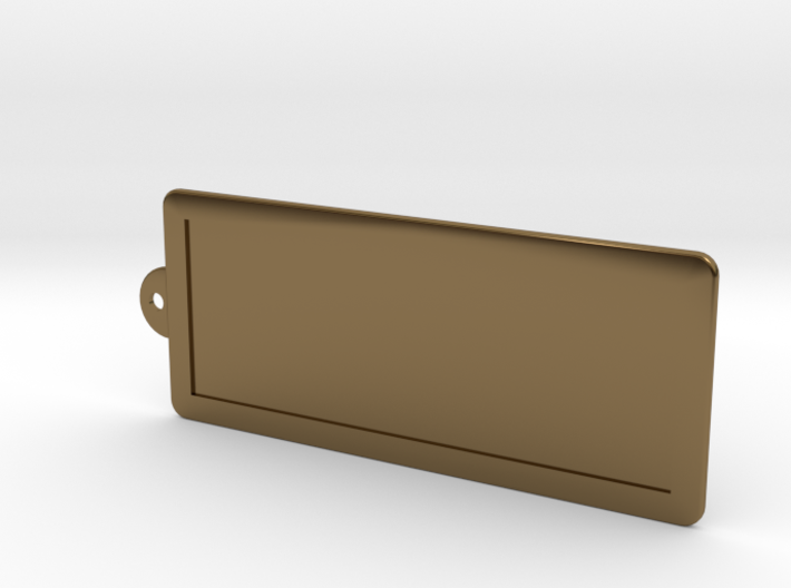 Custom Key Holder 3d printed