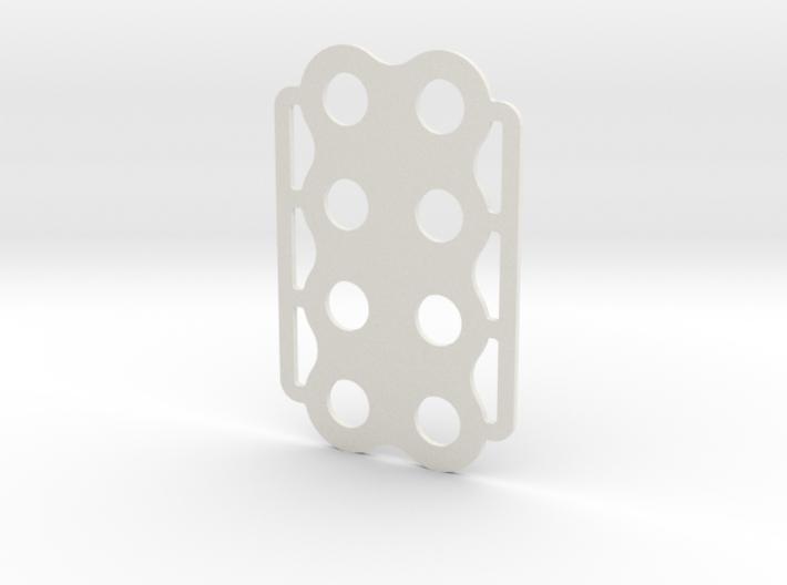 1.1ml Arm Reaction Test Eight Holder 3d printed