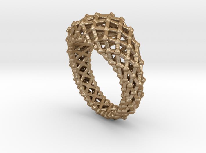 Atomic Ring 3d printed