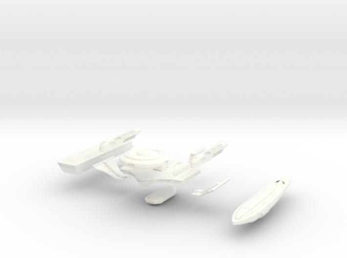 Obereth Class Parts 3d printed