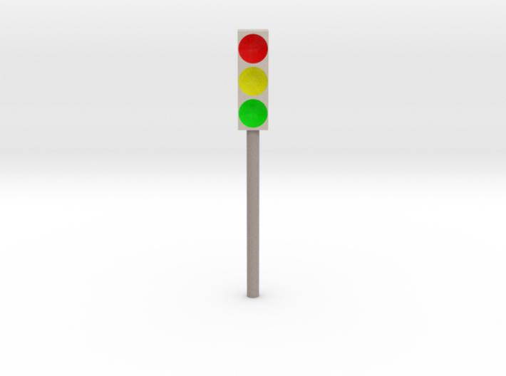 Traffic lights (Ampel) 3d printed