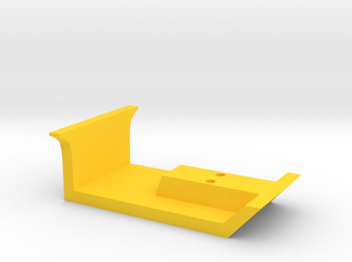 Amphicat floor 3d printed