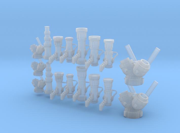Noz Wye Set(1/24 scale) 3d printed