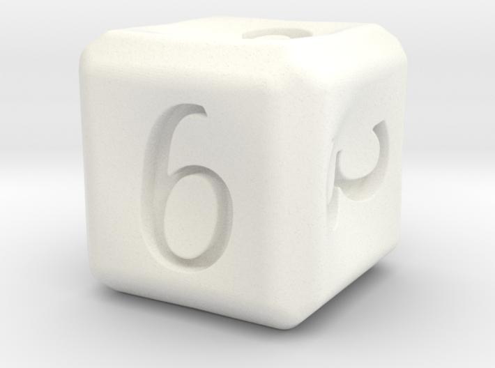 D6 3d printed