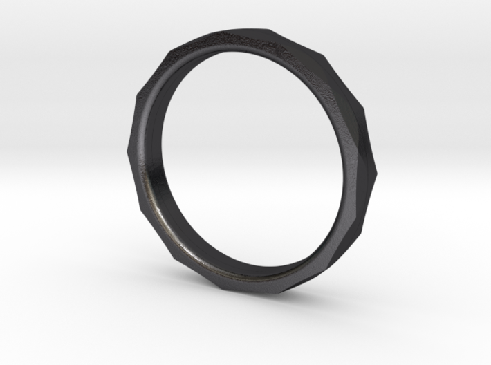 Engineers Ring Size 7 3d printed