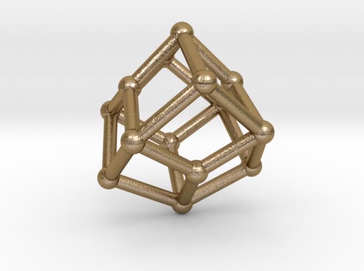 0464 Trapezohedron V&E (01) #002 3d printed