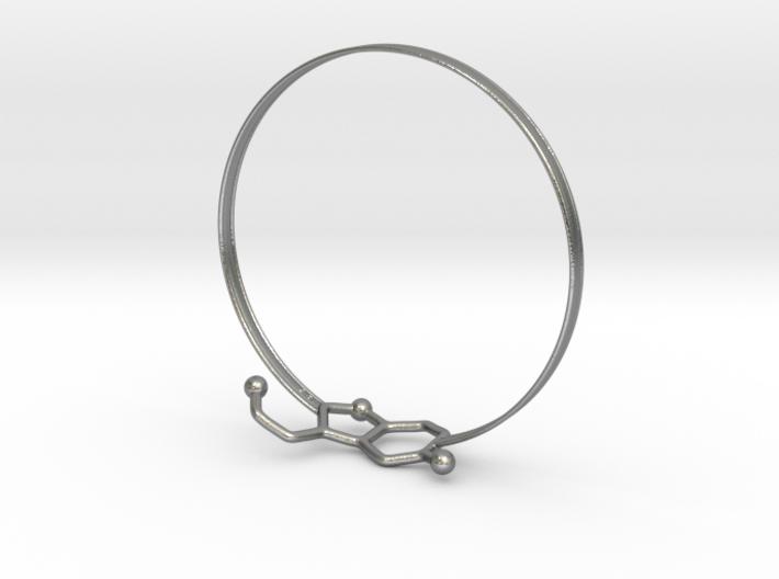 Serotonin Bracelet 75 mm 3d printed