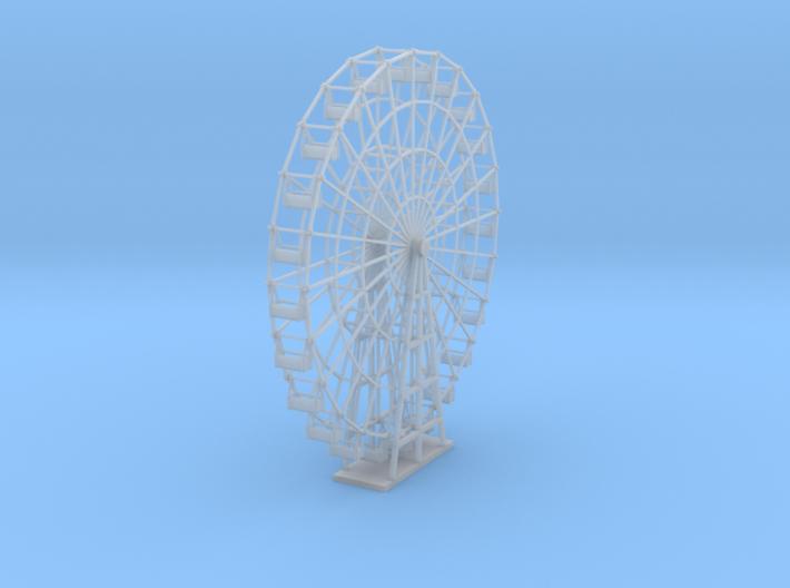 Ferris Wheel - 24seat - Zscale 3d printed
