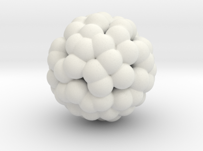 DRAW geo - sphere large balls 3d printed