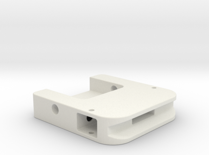 PP Cape Clip-Housing 3d printed