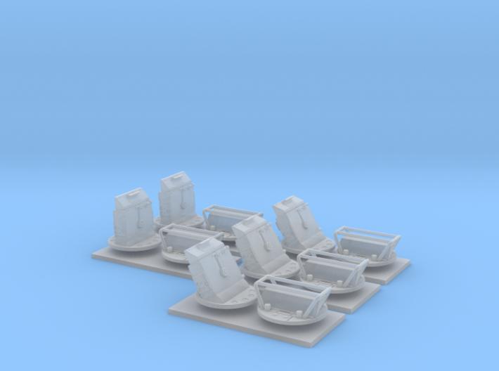 C97292 HOUSING, PERISCOPE and M6 PERISCOPE 1:16 3d printed