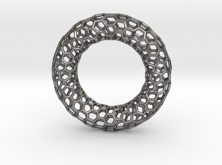 0469 Tilings [6,6,6] on Torus 3d printed