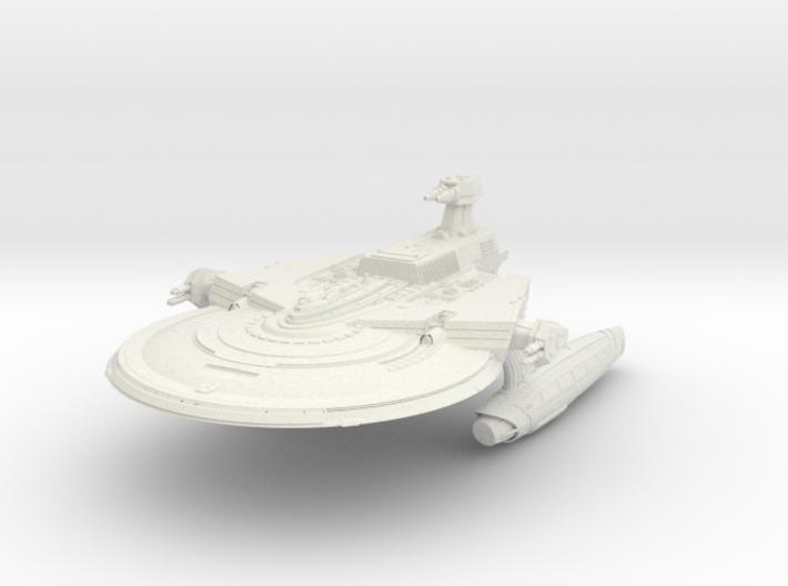 Soyuz Class Refit 3d printed