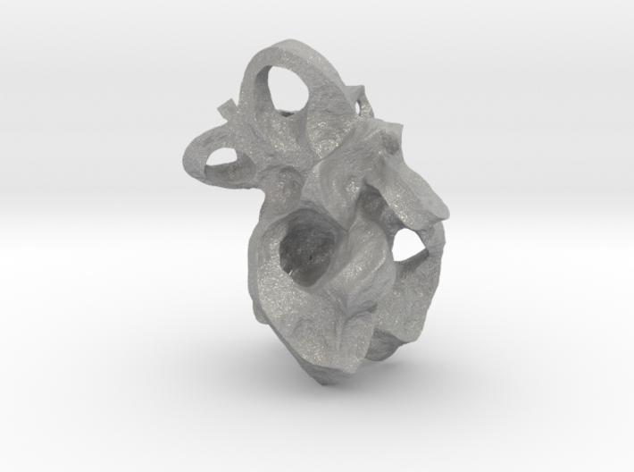 Deep Interiority 3d printed