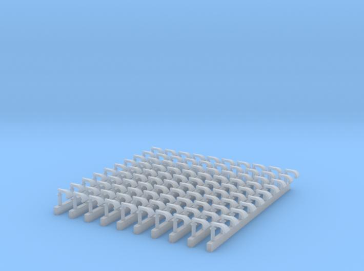 Dachträgermodul 50Stck 3d printed