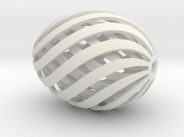 Egg Spiral V3 Thicker Innner Egg 3d printed
