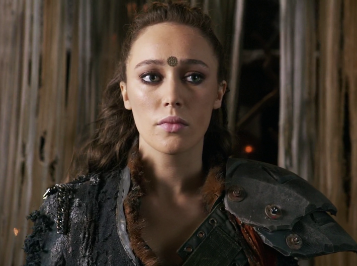 [The 100] Heda Forehead Piece - Side Suspension 3d printed