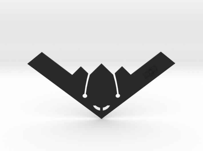 Stealth Clip 3d printed