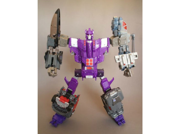 Combiner Wars and Energon male convert joint 3d printed