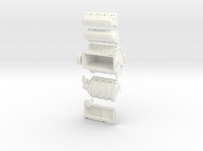 LS3 Venom Designs 1/10th 3d printed