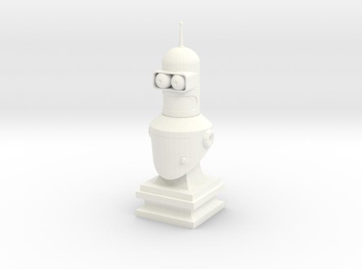 Bender Bending Rodriguez 3d printed