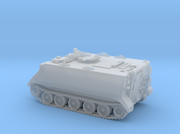 M-113-TT-proto-01 3d printed
