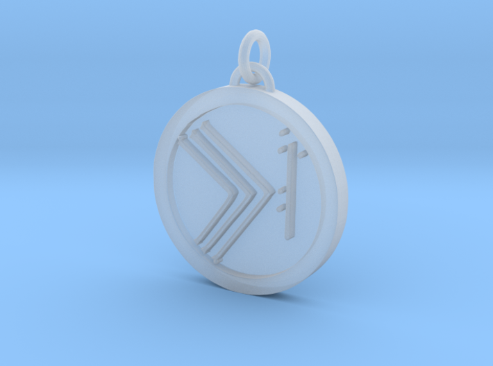 23S –XV TO BE RECOGNIZED FOR ONE'S ACHIEVEMENTS 3d printed
