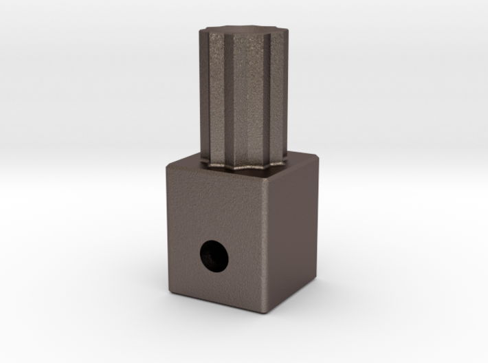 Matrix Alloy Wheel Removal Socket 3d printed